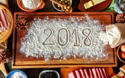 Il 2018 l'Anno del cibo italiano